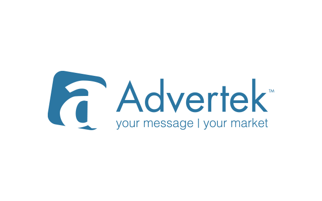 Logo Branding Development Advertek by BANG! creative strategy by design