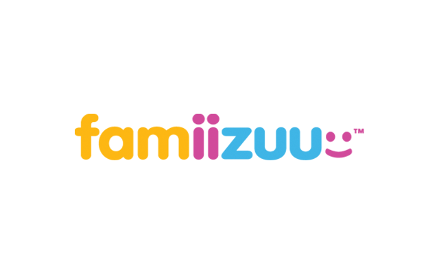 Famiizuu Logo - Designed by BANG! creative