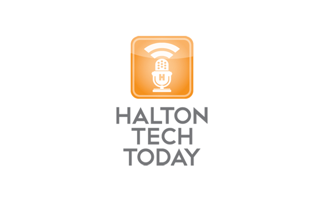 Halton Tech Today Logo - Designed by BANG! creative