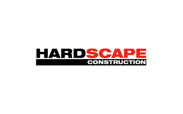 Hardscape Construction Logo - Designed by BANG! creative