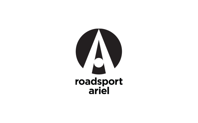 Logo Branding Development Roadsport Ariel by BANG! creative strategy by design