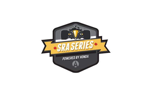 Ariel Atom SRA Series Logo - Designed by BANG! creative