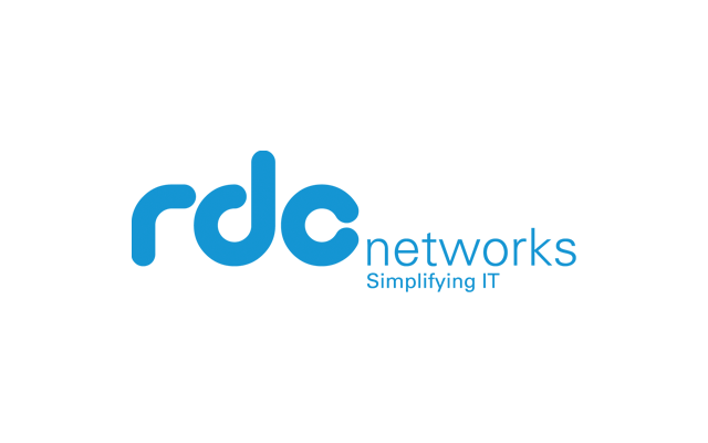 Logo Branding Development RDC Networks by BANG! creative strategy by design