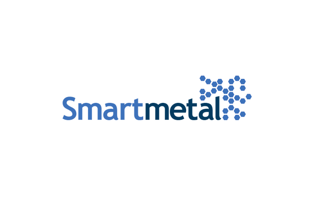 Logo Branding Development Smartmetal by BANG! creative strategy by design