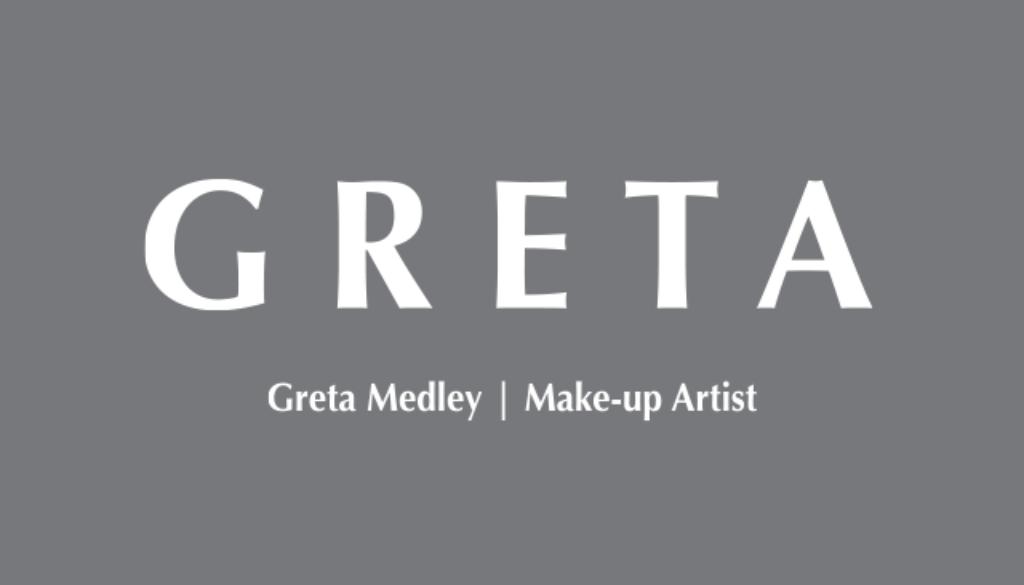 Logo Branding Identity Development GRETA by BANG! creative strategy by design