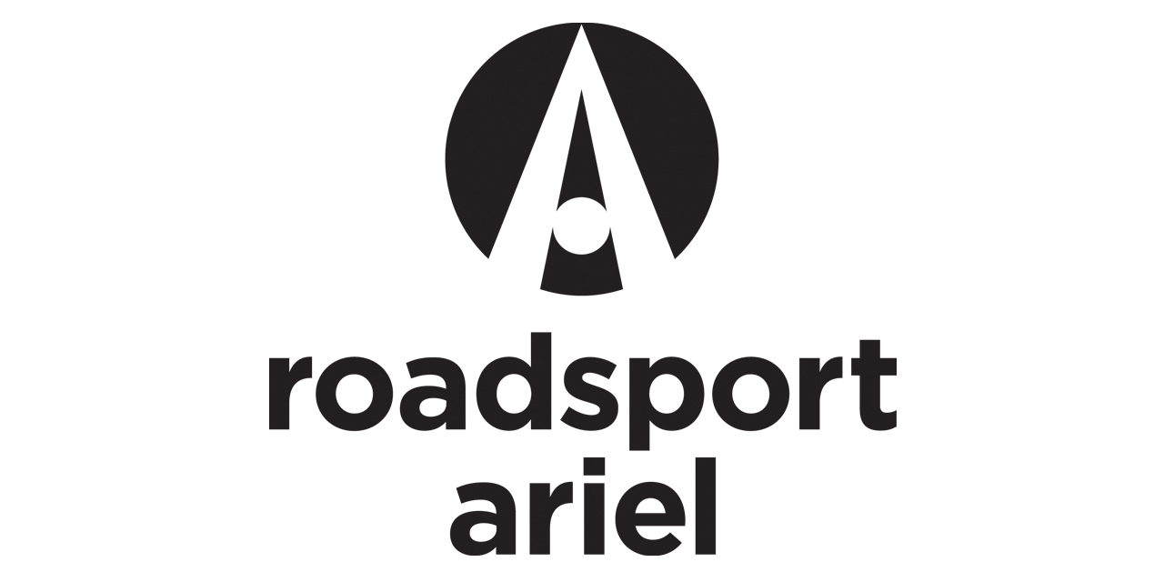 Roadsport Ariel Atom Logo Roadsport Ariel by BANG! creative strategy by design