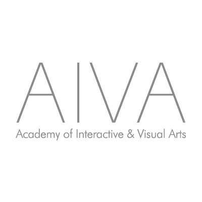AIVA Academy of Interactive & Visual Arts Members BANG! creative strategy by design