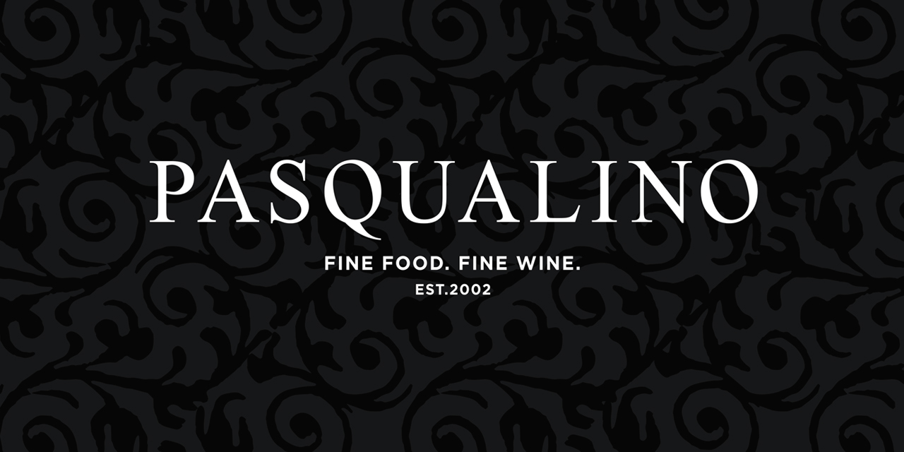 Brand Development for Pasqualino by BANG! creative strategy by design