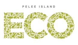 Logo Branding Development Pelee Island ECO wine by BANG! creative strategy by design