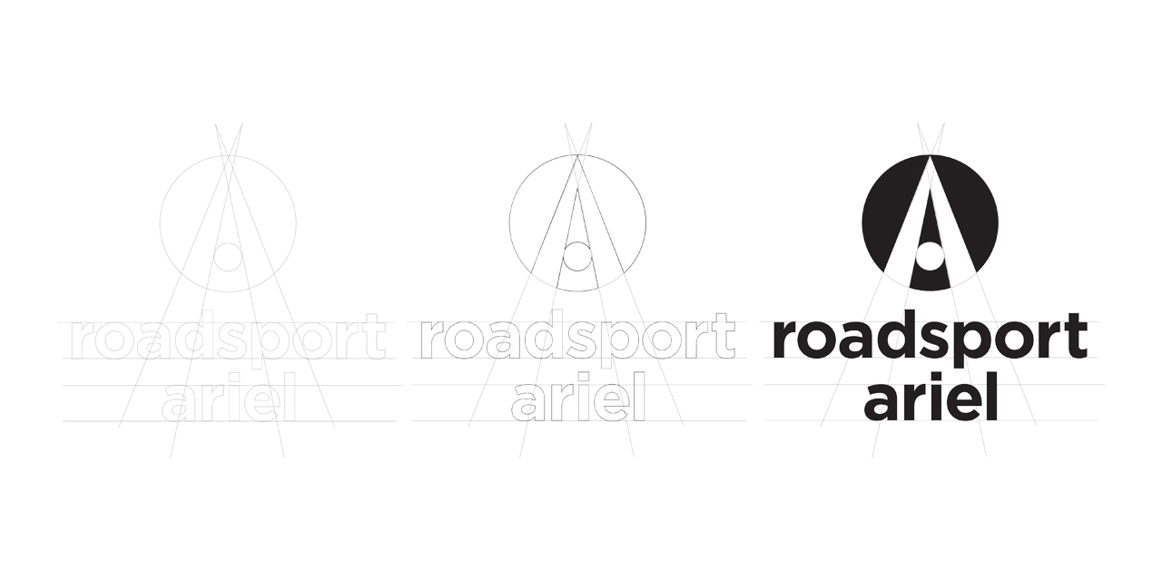 Logo Design Roadsport Ariel by BANG! creative strategy by design