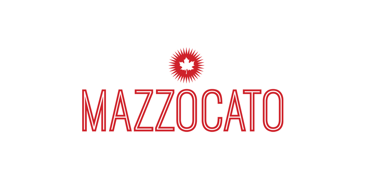 Logo Branding of Mazzocato Maple Syrup by BANG! creative strategy by design