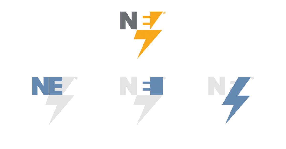 Norris Electrical Branding Logo Graphic Design by BANG! creative strategy by design