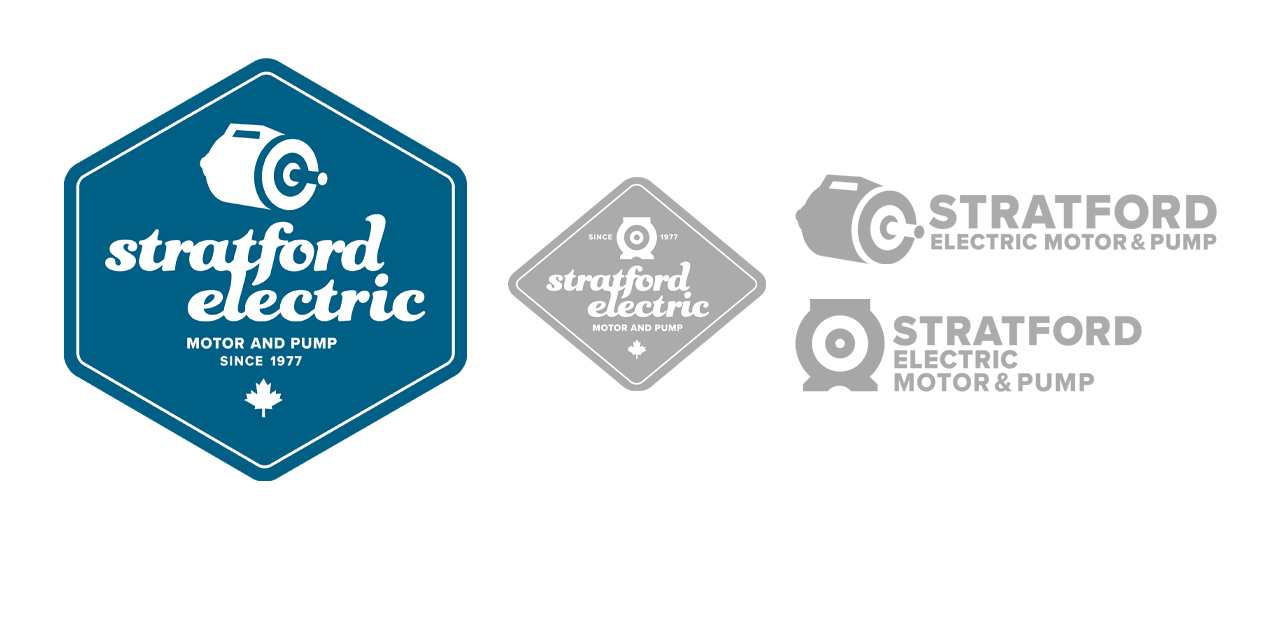 Stratford Electric Brand Design by BANG! creative strategy by design