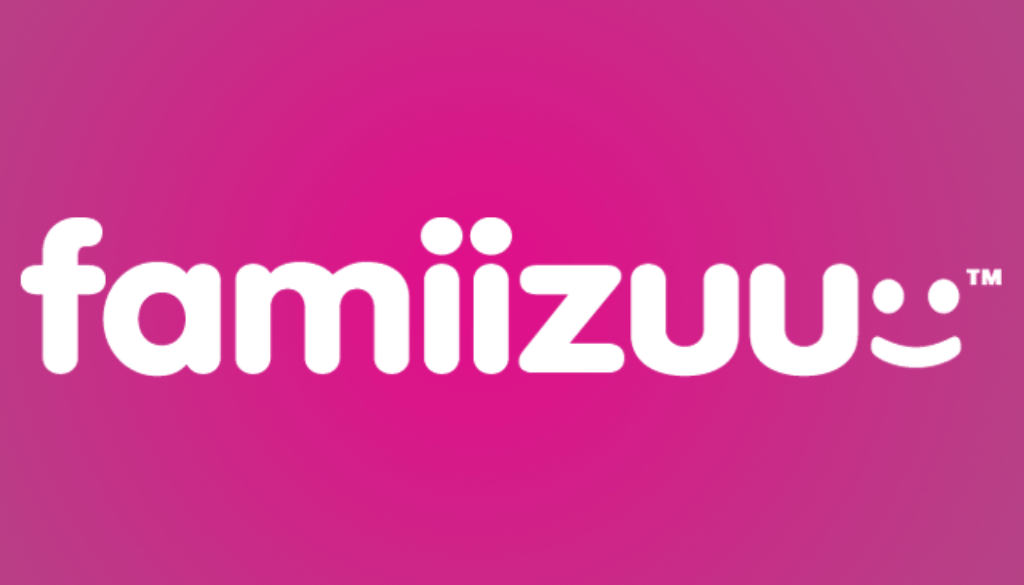 Logo Branding Development Famiizuu by BANG! creative strategy by design