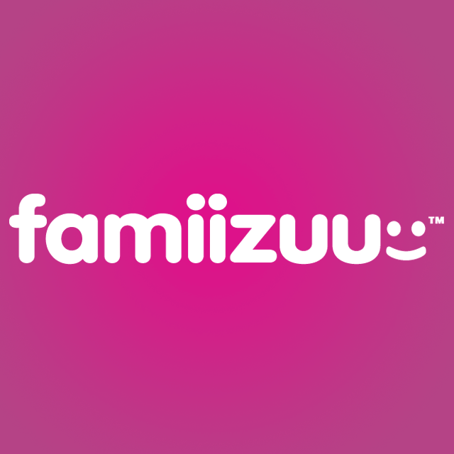 Famiizuu Logo - Designed by BANG! creative