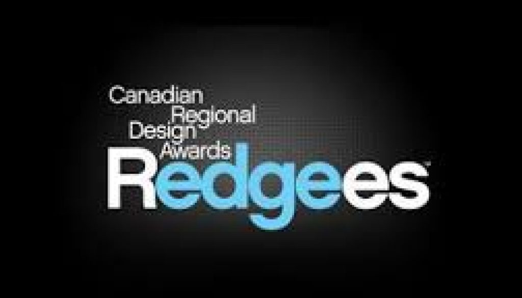 Canadian Regional Design Awards Redgees BANG! creative strategy by design